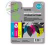 Premium CS-C8766 струйный картридж Cactus 135 Color | C8766HE, 18 мл, цветной
