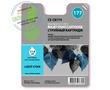 Premium CS-C8774 струйный картридж Cactus 177 Light cyan | C8774HE, 11.4 мл, светло-голубой