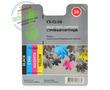 Cactus Premium CS-CLI-36 совместимый струйный картридж аналог Canon CLI-36 цветной (3-х цветный) ресурс 11.8 мл.