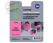 Cactus Premium CS-EPT0486 совместимый струйный картридж аналог Epson C13T04864010 светло-пурпурный ресурс 14.4 мл.