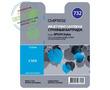 T0732 Cyan | C13T10524A10 (Cactus PR) струйный картридж - 11,4 мл, голубой