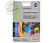 Premium CS-EPT0735 струйный картридж Cactus T0735 Color | C13T10554A10, 250 стр., набор цветной + черный