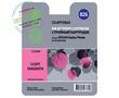 Cactus Premium CS-EPT0826 совместимый струйный картридж аналог Epson C13T11164A10 светло-пурпурный ресурс 11.4 мл.