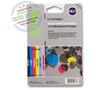 Premium CS-EPT0827 струйный картридж Cactus T0817 Multipack | C13T11174A10, 480 стр., набор цветной + черный