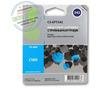 Cactus Premium CS-EPT342 совместимый струйный картридж аналог Epson C13T03424010 голубой ресурс 15.4 мл.