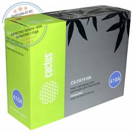 Cactus Premium CS-FAT410A совместимый тонер картридж аналог Panasonic KX-FAT410A7 черный ресурс 2500 страниц