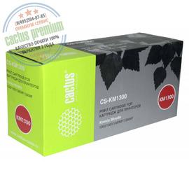Premium CS-KM1300R тонер картридж Cactus PagePro 1300 | 4518512, 3000 стр., черный