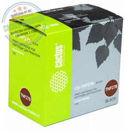 Premium CS-TNP27B тонер картридж Cactus TNP-27K Toner | A0X5153, 6000 стр., черный