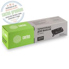 Premium CS-TTRP55 факсовая плёнка Cactus KX-FA55A Thermofilm, 100 м, черный