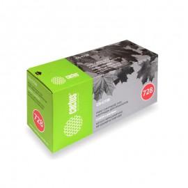 CS-C728S лазерный картридж Cactus 728 | 3500B010, 2100 стр., черный