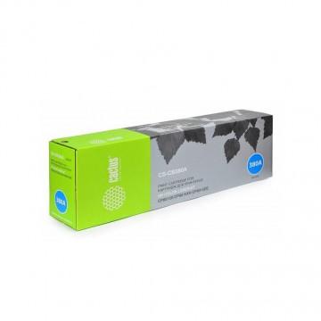 Cactus CS-CB380AV совместимый лазерный картридж 823A Black | CB380A - черный, 16500 стр
