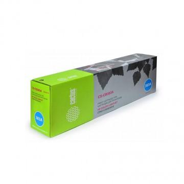 Cactus CS-CB383AV совместимый лазерный картридж 824A Magenta | CB383A - пурпурный , 21000 стр