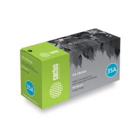 35A Black | CB435A (Cactus) лазерный картридж - 1500 стр, черный