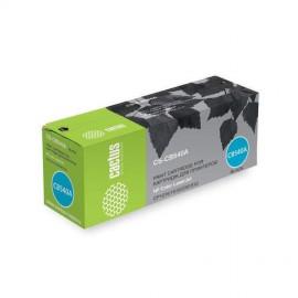 125A Black | CB540A (Cactus) лазерный картридж - 2200 стр, черный