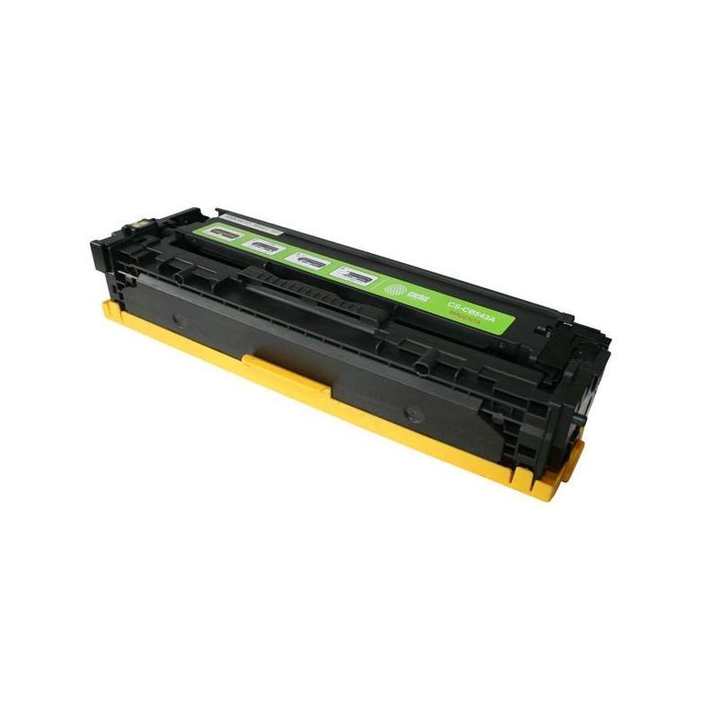 Картридж Cactus CS-CB543A для принтеров HP Color LaserJet CP1215/1515/CM1312 пурпурный 1400 стр.
