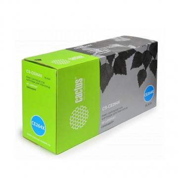 Cactus CS-CE264X совместимый лазерный картридж 646X Black | CE264X - черный, 17000 стр