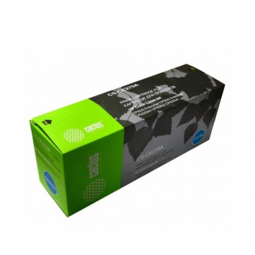 Cactus CS-CE270AV совместимый лазерный картридж 650A Black | CE270A - черный, 13500 стр