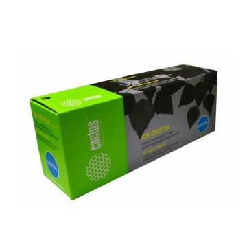 Cactus CS-CE272AV совместимый лазерный картридж 650A Yellow | CE272A - желтый , 15000 стр