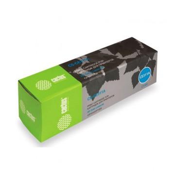 Cactus CS-CE311A совместимый лазерный картридж 126A Cyan | CE311A - голубой, 1000 стр