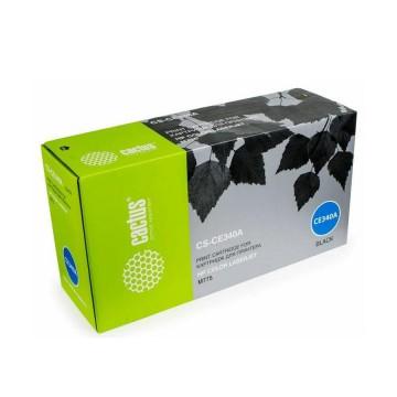 Cactus CS-CE340AV совместимый лазерный картридж 651A Black | CE340A - черный, 13500 стр