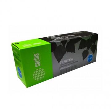 Cactus CS-CE740AV совместимый лазерный картридж 307A Black   CE740A - черный, 7000 стр