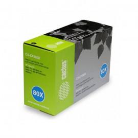 80X Black | CF280X (картридж Cactus CS) лазерный картридж - 6900 стр, черный