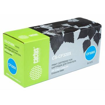 Cactus CS-CF320XV совместимый лазерный картридж 653X Black | CF320X - черный, 21000 стр