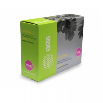 Cactus CS-CLT-Y508L совместимый картридж аналог Samsung CLT-Y508L жёлтый, ресурс - 4000 страниц