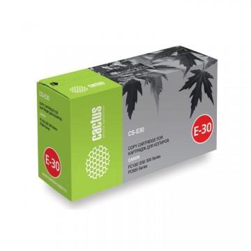 Cactus CS-E30S совместимый лазерный картридж E-30 | 1491A003 - черный, 4000 стр