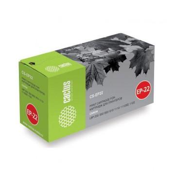 Cactus CS-EP22 совместимый картридж аналог Canon EP22 чёрный, ресурс - 2500 страниц