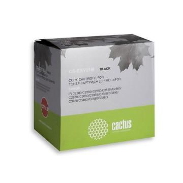 Cactus CS-EXV21Bk совместимый картридж аналог Canon C-EXV21Bk чёрный, ресурс - 26000 страниц