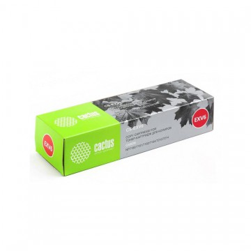 Cactus CS-EXV6 совместимый картридж аналог Canon C-EXV6 чёрный, ресурс - 6900 страниц