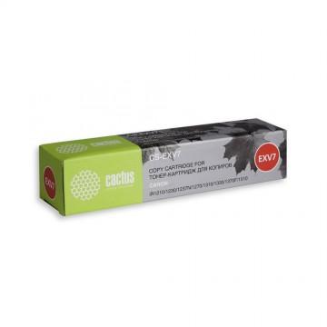 Cactus CS-EXV7 совместимый тонер картридж C-EXV7 | 7814A002 - черный, 5300 стр