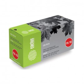 FX-10 | 0263B002 (Cactus) лазерный картридж - 2000 стр, черный