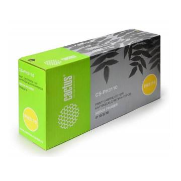 Cactus CS-PH3110 совместимый тонер картридж 109R00639 Toner Black - черный, 3000 стр