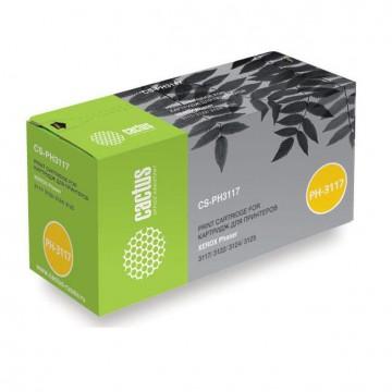 Cactus CS-PH3117 совместимый тонер картридж 106R01159 Toner Black - черный, 3000 стр