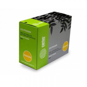 Cactus CS-PH3320X совместимый тонер картридж 106R02306 Toner Black - черный, 11000 стр