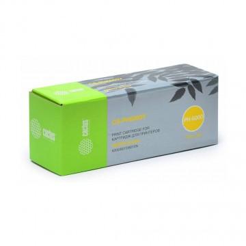 Cactus CS-PH6000Y совместимый тонер картридж 106R01633 Toner Yellow - желтый, 1000 стр