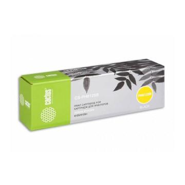 Cactus CS-PH6125B совместимый тонер картридж 106R01338 Toner Black - черный, 2000 стр