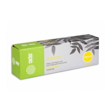 Cactus CS-PH6125Y совместимый тонер картридж 106R01337 Toner Yellow - желтый, 1000 стр