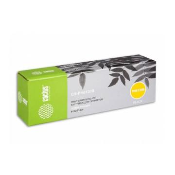 Cactus CS-PH6130B совместимый тонер картридж 106R01285 Toner Black - черный, 2000 стр