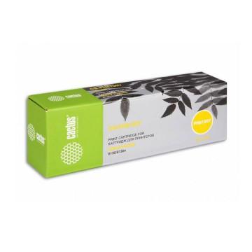 Cactus CS-PH6130Y совместимый тонер картридж 106R01284 Toner Yellow - желтый, 1900 стр