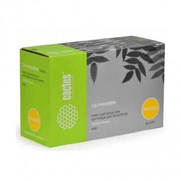 Cactus CS-PH6280BK совместимый тонер картридж 106R01403 Toner Black - черный, 7000 стр