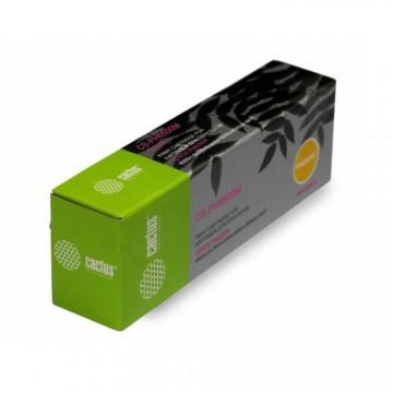 Cactus CS-PH6500M совместимый тонер картридж 106R01602 Toner Magenta - пурпурный, 2500 стр