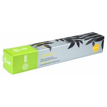 Cactus CS-PH7500Y совместимый тонер картридж 106R01445 Toner Yellow - желтый, 17800 стр