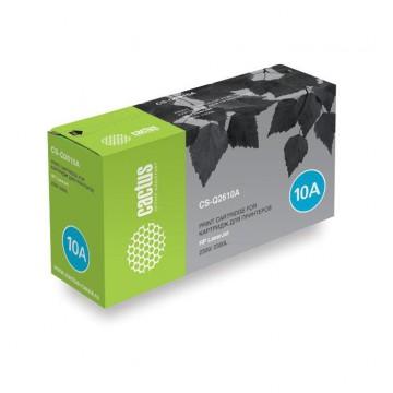 Cactus CS-Q2610A совместимый картридж аналог HP Q2610A чёрный, ресурс - 6000 страниц