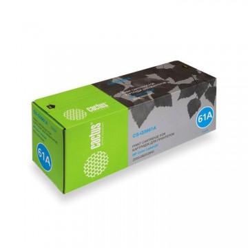 Cactus CS-Q3961A совместимый картридж аналог HP Q3961A голубой, ресурс - 4000 страниц