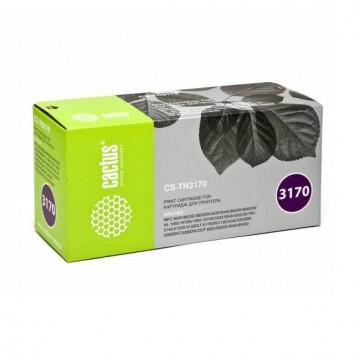 Cactus CS-TN3170 совместимый тонер картридж TN-3170 - черный, 7000 стр