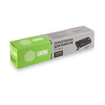 Cactus CS-TTRP52 совместимая факсовая плёнка KX-FA52A - черный, 2 х 30 м