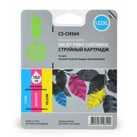 122 XL Color | CH564HE (Cactus) струйный картридж - 18 мл, цветной
